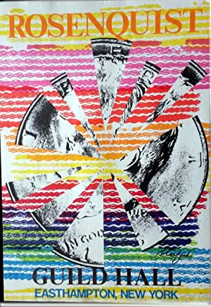 Starfish (SIGNED by James Rosenquist: Serigraph)