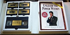 Unleash the Power Within (Complete: 4 audiocassettes, 1 video tape, 1 manuel)