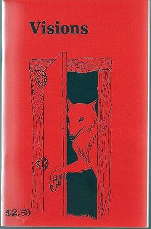 Visions, 7 (International Poetry Periodical): STRAHAN, Bradley: :editor/
