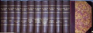 Works of George Eliot (Complete 10 Vol. Set)