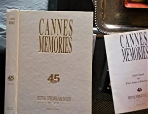 Cannes Memories - 45 - 1946-1992: Festival International Du Film