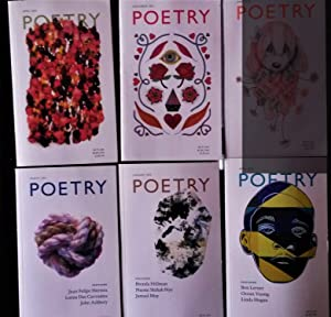 Poetry (14 Issues from 2013 to 2016)