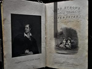 Lord Byron's Poetical Works with Life Notes: Cunningham, Allan