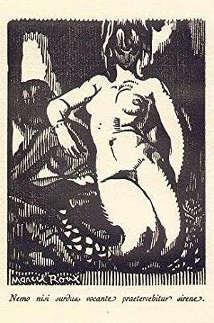 L'Oaristys (Engravings/Woodcut/Limited Edition): ROUX, Marcel /