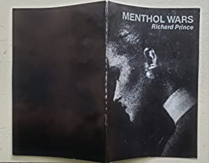 Menthol Wars (Limited Ed. artist book by: PRINCE, Richard