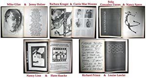 Inserts : Advertising Supplement to The New York Times (Limited Ed. artist booklet): Group Material...
