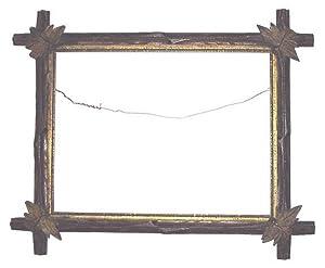 CURRIER & IVES. Wooden Frame.: CURRIER & IVES