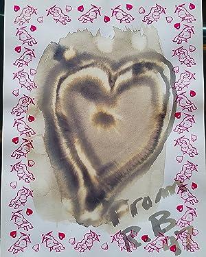 From the Heart (SIGNED by Ross Bleckner: BLECKNER, Ross