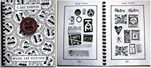 L'Art Tampon. a Rubber Stamp Performance (illustrated Periodical with an original rubber stamp mu...