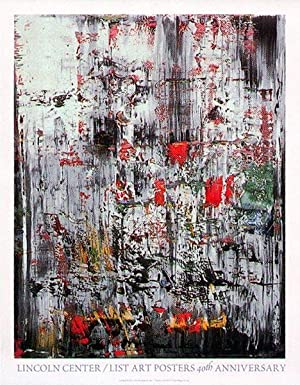 EIS 11. Ice (2) (Serigraph: Limited Ed.: RICHTER, Gerhard