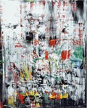 EIS 11. Ice (2) (Serigraph: Limited Ed. Poster By Gerhard Richter): RICHTER, Gerhard