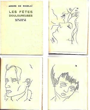 Les Fetes Douloureuses (Limited Edition): NICOLAI, Andre De