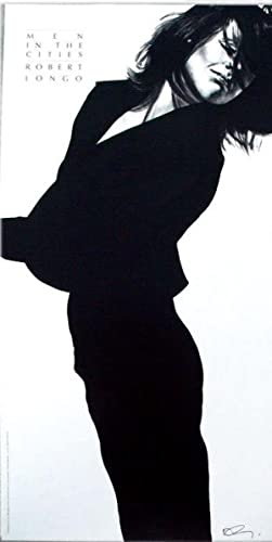 Gretchen 1991 (Limited Ed. SIGNED offset-poster by Robert Longo)