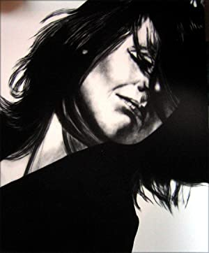 Gretchen 1991 (Limited Ed. SIGNED offset-poster by Robert Longo): LONGO, Robert