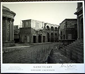 """Sanctuary """"Unititled (14) 2009"""" (SIGNED poster by: CREWDSON, Gregory"""
