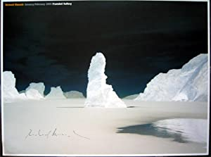 Untitled 2007 (SIGNED poster by Richard Misrach)