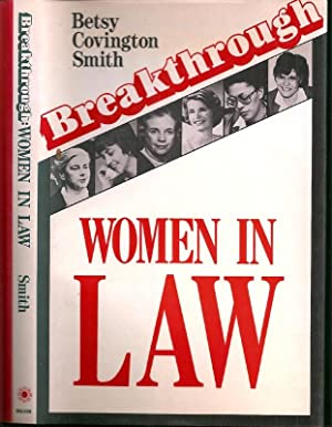 Breakthrough. Women in Law
