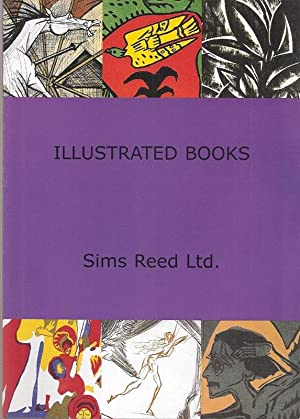 Illustrated Book (Illustrated Catalogue: Books from 1900s: SIMS REED