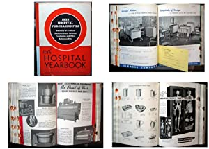 16th Hospital Yearbook: 1938 Hospital Purchasing File.: Modern Hospital Publishing