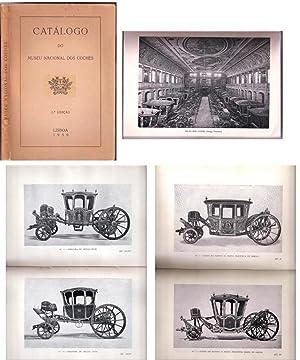 Catalogo do Museu Nacional dos Coches. (antique: KEIL, Luis