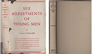 Sex Adjustments of Young Men: KIRKENDALL, Lester A.
