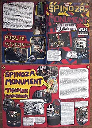 Thomas Hirschhorn: The Spinoza Monument #23 (a Periodical with Original Art)