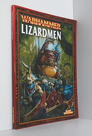 Lizardmen Warhammer Armies Supplement