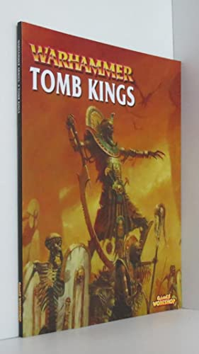 Tomb Kings Warhammer Armies Supplement