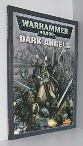 Dark Angels Codex Warhammer 40,000 40K