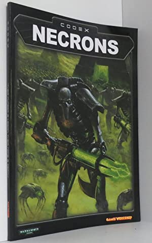 Necrons Codex Warhammer 40,000 40K