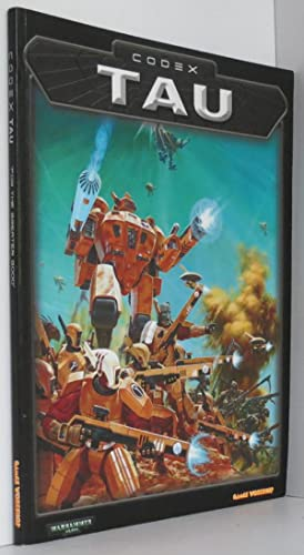 Tau Codex Warhammer 40,000 40K