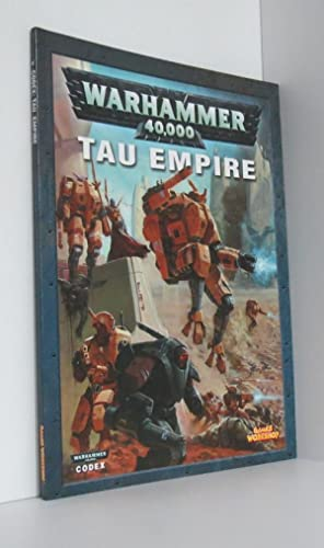 Tau Empire Codex Warhammer 40,000 40K