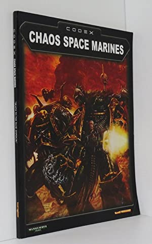 Chaos Space Marines Codex Warhammer 40,000 40K