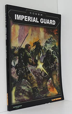 Imperial Guard Codex Warhammer 40,000 40K