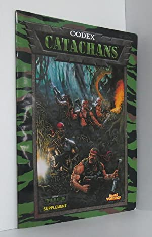 Catachans Imperial Guard Codex Warhammer 40,000 40K