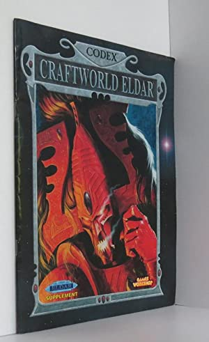 Craftworld Eldar - Eldar Codex Supplement Warhammer 40,000 40K