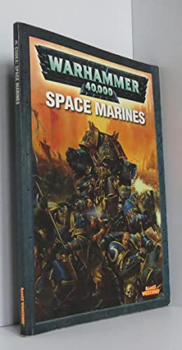 Space Marines Codex Warhammer 40,000 40K