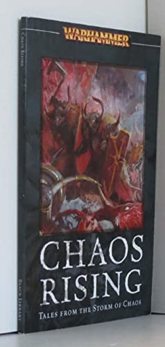 Chaos Rising. Tales from the Storm of Chaos (teaser book - scarce)