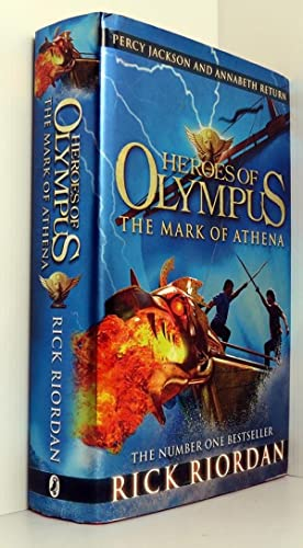 heroes of olympus the mark of athena pdf