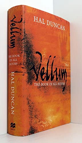 Vellum: The Book of All Hours : 1 (Signed)