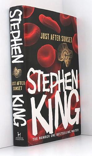 Just After Sunset: King, Stephen