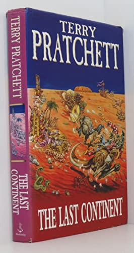 The Last Continent: (Discworld Novel 22) (Signed): Pratchett, Terry