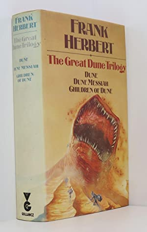 The Great Dune Trilogy (Signed 1st/1st)