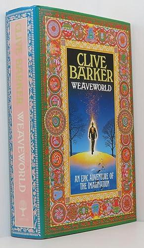 Weaveworld (Signed 1st/1st): Barker, Clive