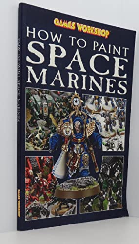 How to Paint Space Marines Warhammer 40,000