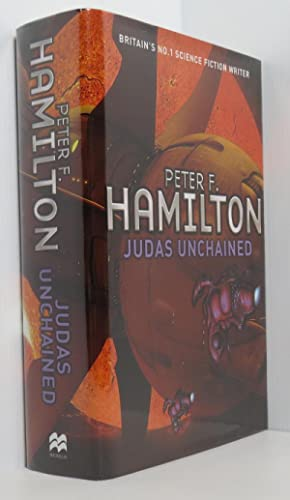 Judas Unchained (Commonwealth Saga) (Signed Ltd Ed.)