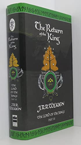 The Return Of The King - The: Tolkien, J. R.