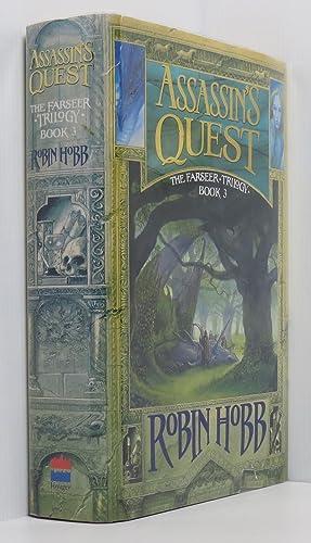 Assassin¿s Quest (The Farseer Trilogy, Book 3): Hobb, Robin