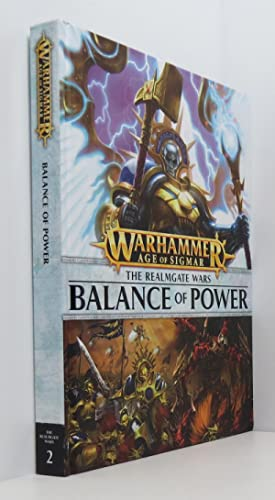 Warhammer Age of Sigmar - Balance of Power The Realmgate Wars Book 2