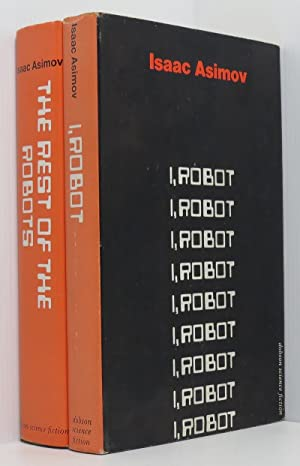 I, Robot and Rest of the Robots (2 vols Dobson 1st/1st 1967)